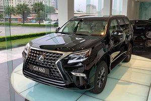 Cận cảnh Lexus GX460 2020 từ 5,69 tỷ tại Việt Nam