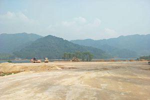 Lình xình dự án Khu du lịch sinh thái Nam Tam Đảo – Kỳ cuối: Chủ đầu tư 'lấn ra ngoài mốc giới' hơn 10 ha đất hồ