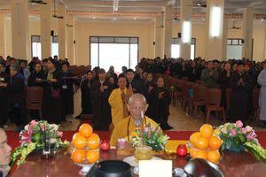 Các chùa tổ chức lễ Vía Đức Phật A Di Đà