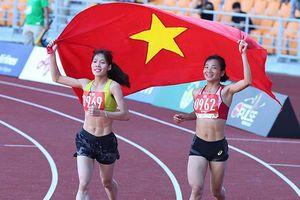 Bảng xếp hạng huy chương SEA Games 2019: Việt Nam đã lên số 2