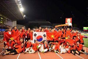 Đoàn Việt Nam giành được 98 HCV, vượt Thái Lan trên bảng xếp hạng