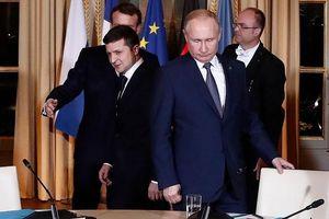 TT Putin nói về cuộc gặp trực tiếp lần đầu với TT Zelensky