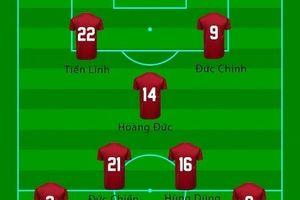 Đội hình dự kiến của U22 Việt Nam trong trận chung kết SEA Games 30