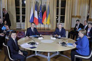 Lần đầu gặp mặt, Tổng thống Nga - Ukraine hội đàm một tiếng rưỡi ở Paris