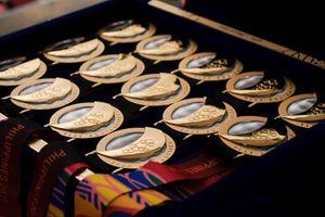 Việt Nam trở lại vị trí thứ hai trên bảng tổng sắp huy chương