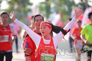 Gần 13.000 người tham gia Giải Marathon Quốc Tế TPHCM Techcombank 2019