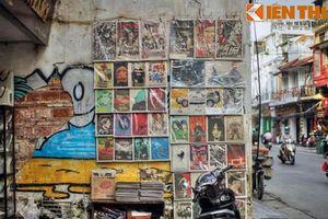 Bí mật lịch sử ít người biết của phố Hàng Gai