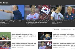 Báo Hàn Quốc: 'Ma thuật của HLV Park Hang Seo lại ứng nghiệm'