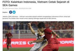 U22 Indonesia thất bại là do chiến thuật cứng rắn của HLV Park Hang Seo