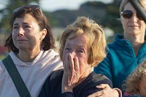 Nỗi lo sau vụ núi lửa phun trào ở New Zealand