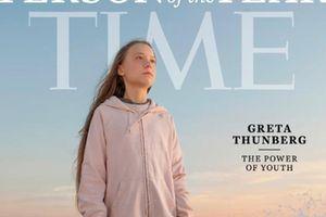 Greta Thunberg, nhân vật của năm 2019 do Tạp chí Time lựa chọn, là ai?