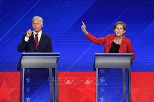 Ứng cử viên Joe Biden tiếp tục dẫn đầu về tỷ lệ ủng hộ trong đảng Dân chủ