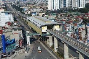 Tiếp tục tháo gỡ các dự án đường sắt đô thị