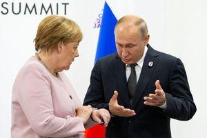 Nga - Đức căng thẳng ngoại giao