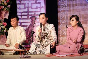 Nguyễn Quang Long và album xẩm 'Trách ông Nguyệt lão'