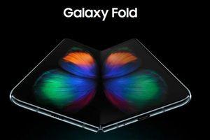 Samsung đã bán được 1 triệu chiếc Galaxy Fold