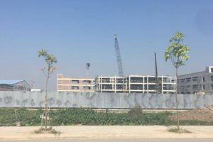 Nghi vấn Công ty Firstunion xây công trình đồ sộ không phép ở Thái Bình