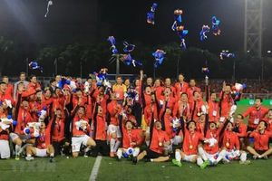Ái nữ nhà Alphanam tuyên bố bảo trợ nghề nghiệp cho tất cả vận động viên Việt Nam