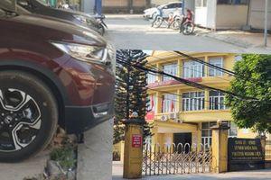Q. Hoàng Mai (Hà Nội): Những bãi xe không phép còn tồn tại và 'cái tát' vào sự chỉ đạo quyết của thành phố?