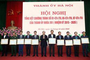 Bí thư Thành ủy Hoàng Trung Hải: Chuẩn bị mọi mặt để tổ chức thành công đại hội đảng bộ các cấp