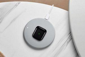 Tai nghe Realme Buds Air trang bị tính năng sạc không dây
