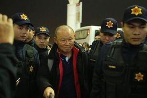 U23 VN lên đường sang Hàn Quốc rèn quân