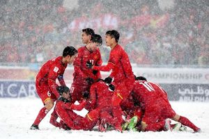 Báo Trung Quốc giành lời 'có cánh' cho bóng đá Việt Nam