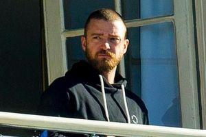 Justin Timberlake xuất hiện mệt mỏi sau nghi án ngoại tình