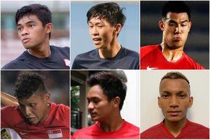 Danh tính 9 cầu thủ Singapore trốn đi đánh bạc sau thất bại đáng quên ở SEA Games 30