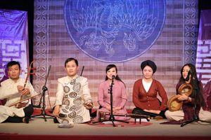 Nhạc sĩ Nguyễn Quang Long ra mắt album Xẩm 'Trách ông Nguyệt Lão'