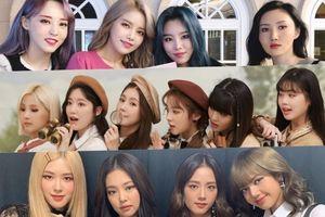 BHX thương hiệu girlgroup tháng 12: Mamamoo vươn lên dẫn đầu!