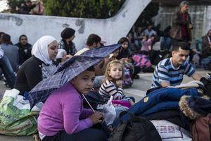 Thổ Nhĩ Kỳ: EU nên tăng quĩ hỗ trợ cho người tị nạn Syria