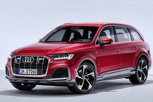 Audi giảm giá đến 300 triệu đồng cho khách mua xe Q7