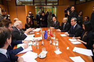 Ngoại trưởng Trung Quốc nói về quan hệ Trung Quốc - EU