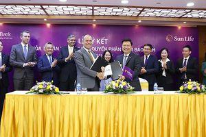 Sun Life hợp tác với TPBank: Mang đến trải nghiệm dịch vụ tốt nhất cho khách hàng