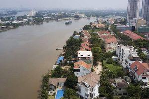 TP Hồ Chí Minh: Tổng kiểm tra 101 dự án ven sông Sài Gòn