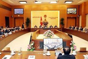 Thông qua nghị quyết sắp xếp, thành lập đơn vị hành chính cấp huyện, xã của 12 tỉnh