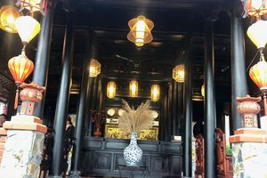 Điểm nhấn hút du khách tại Đoàn Gia resort Phong Nha (Quảng Bình)