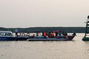 Tìm thấy thi thể cuối cùng trong vụ 3 thợ lặn mất tích khi trục vớt tàu chìm ở Cần Giờ