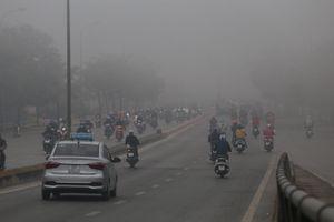 Miền Bắc và Bắc Trung Bộ sẽ đón nhiều đợt ô nhiễm không khí nghiêm trọng