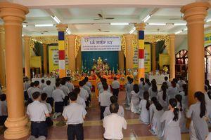 Bình Định : Lễ hiệp kỵ GĐPT tỉnh năm 2019