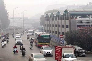 Hà Nội ô nhiễm không khí mức nguy hiểm kéo dài, dân 'bất lực' chờ mưa?