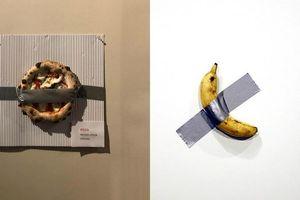 Bật cười với loạt ảnh ăn theo 'quả chuối dán tường' của những thương hiệu nổi tiếng