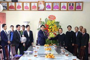 Chúc mừng Giáo xứ Thái Hà và các nữ tu Dòng Thánh Phaolô thành Chartres nhân dịp Giáng sinh