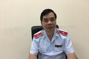 Người phát ngôn Thanh tra Chính phủ làm vụ trưởng Vụ III