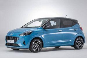 Hyundai i10 2020 ra mắt kèm mức giá xấp xỉ 382 triệu đồng