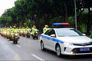 Chủ động phối hợp tổ chức lễ phát động ra quân Năm An toàn giao thông 2020