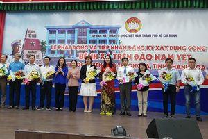 Người dân TP HCM ủng hộ hơn 11 tỷ đồng xây Bệnh xá trên đảo Nam Yết