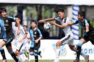 Từ giải thiếu niên U-13 Việt-Nhật: Hơn cả những trận bóng