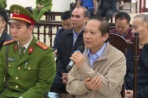 Ông Trương Minh Tuấn 'cảm thấy nhục, xấu hổ với tội nhận hối lộ'